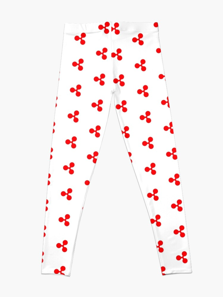 Alternative Ansicht von Ripple XRP - Crypto Leggings
