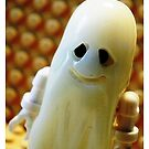 Ghost and Skeleton Minifig by Customize My Minifig