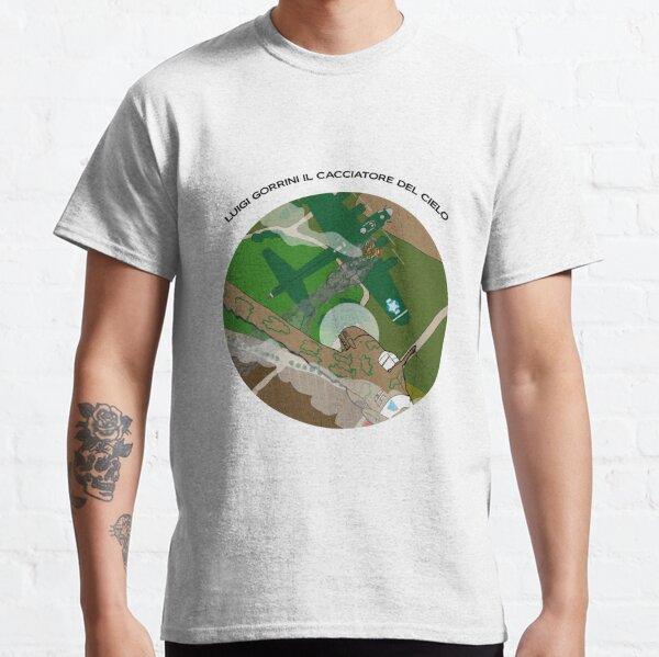 Luigi Gorrini - il cacciatore del cielo  Classic T-Shirt