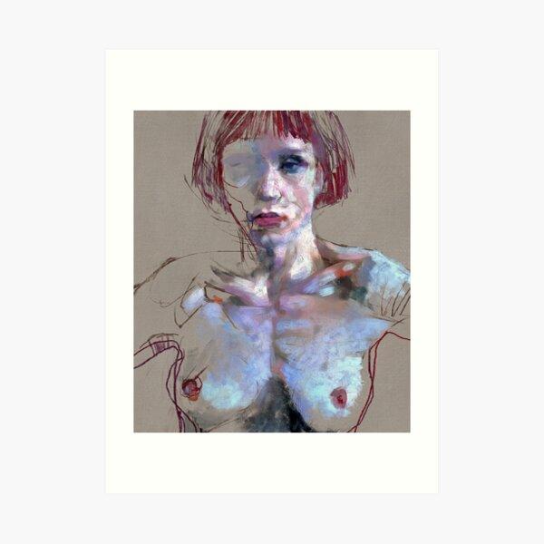 117 - Nude Art Print