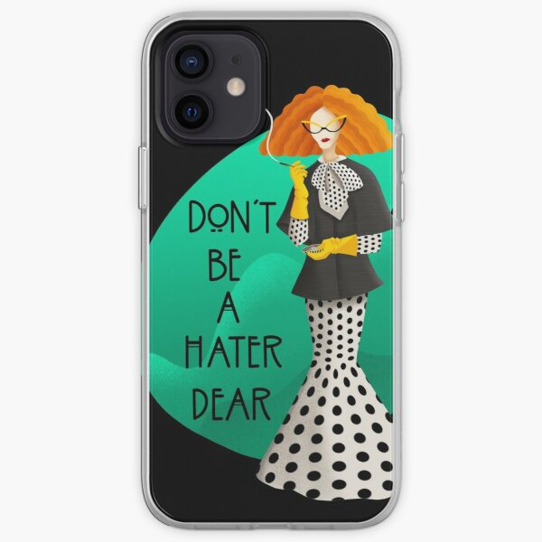 Myrtle Snow American Horror Story iPhone Soft Case