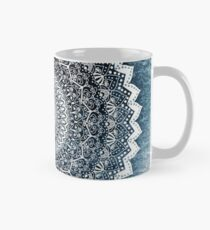 COLD WINTER MANDALA Mug
