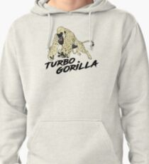 The Turbo Gorilla - By Racecar Pullover Hoodie