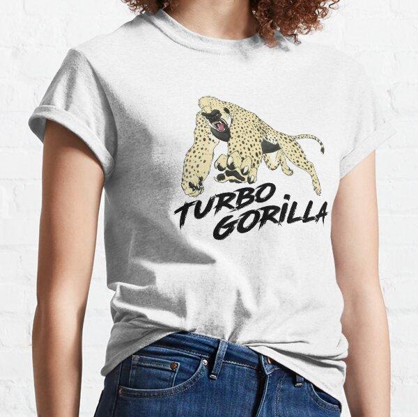 The Turbo Gorilla - By Racecar Classic T-Shirt