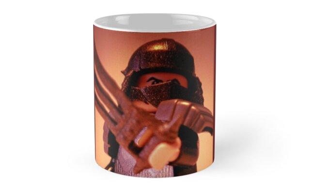 TMNT Teenage Mutant Ninja Turtles Master Shredder Custom Minifigure iPhone Case 'Customize My Minifig' by Customize My Minifig