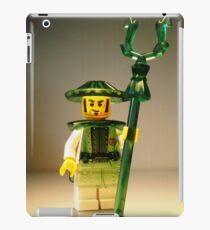 Ching Dynasty Chinese Custom Minifigure iPad Case/Skin