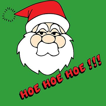 Santa Claus wants a Hoe (and he wants a good christmas deal for it!)  by ashikshrestha