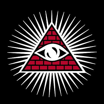 Freemasonic eye by igorsin