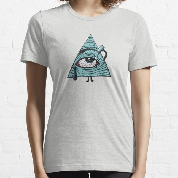 Illuminati Are Baked Essential T-Shirt