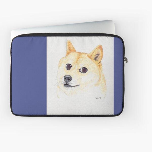 Wow Doge Laptop Sleeve