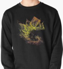 Fractal Abstract Pullover