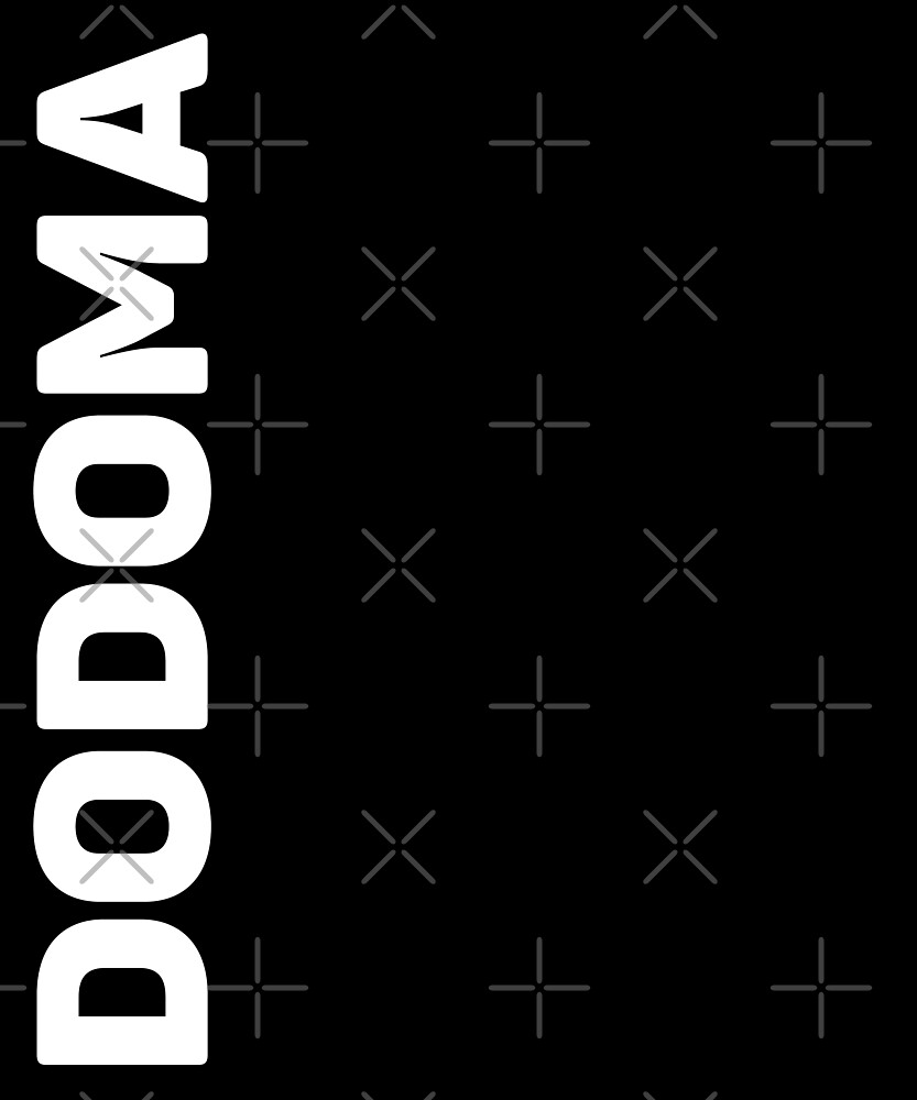 Dodoma T-Shirt by designkitsch