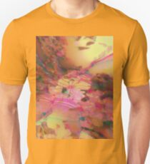 Fraktale Golden Autumn Unisex T-Shirt