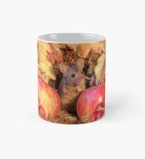 wild Autumn house mouse  Classic Mug