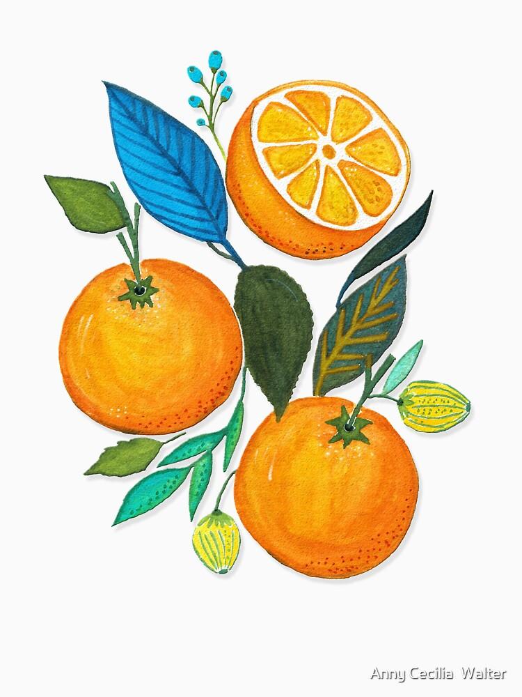 Lady Orange de AnnyCeciliaWalt