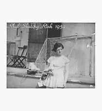 1954 Photographic Print