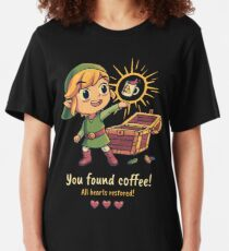 The Legendary Coffee Slim Fit T-Shirt