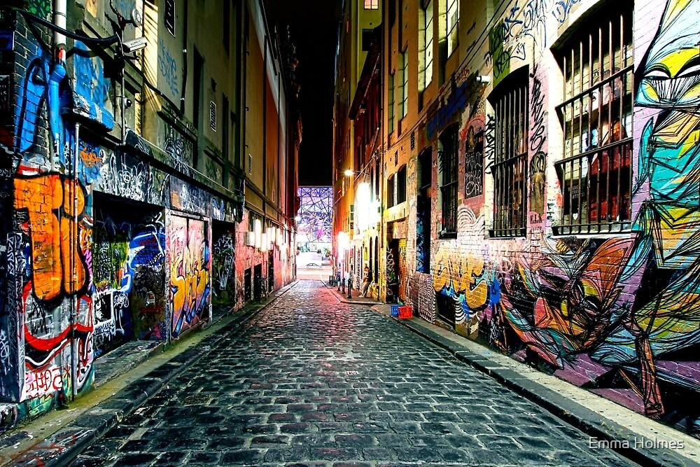Urban Gallery by Emma Holmes
