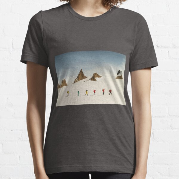 North Face Antarctic Expedition Vector Essential T-Shirt