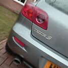 Mazda3 rear light cluster by roast1980