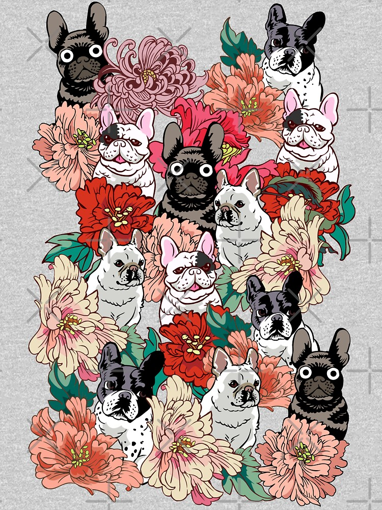 Because French Bulldog  by Huebucket