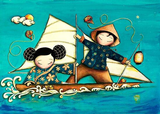 Maiden Voyage by © Karin Taylor