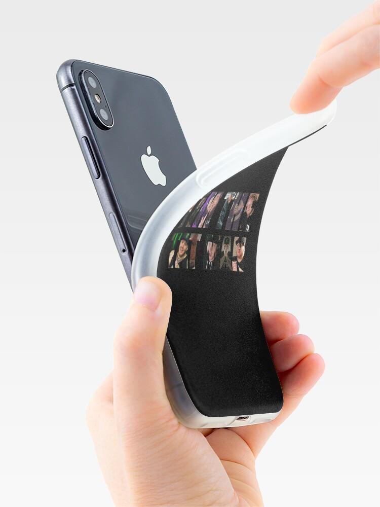 Vista alternativa de Funda y vinilo para iPhone Tim el hombre tat