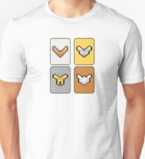 Rank Quartet Unisex T-Shirt