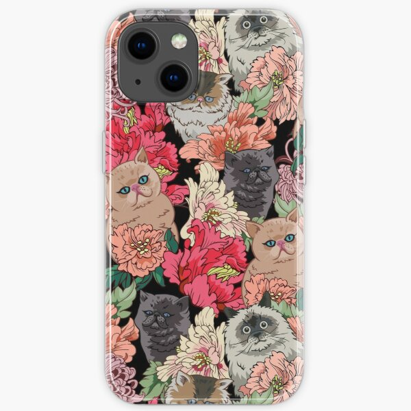 Because Cats iPhone Soft Case