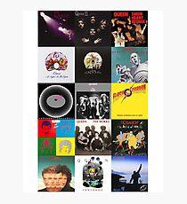 Queen-Alben Fotodruck