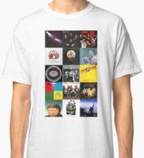 Camiseta clásica Álbumes de la reina