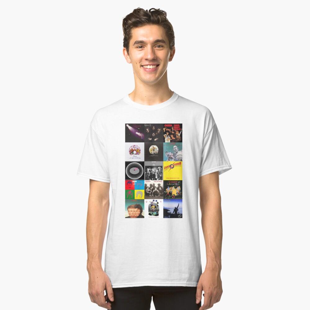Álbumes de la reina Camiseta clásica