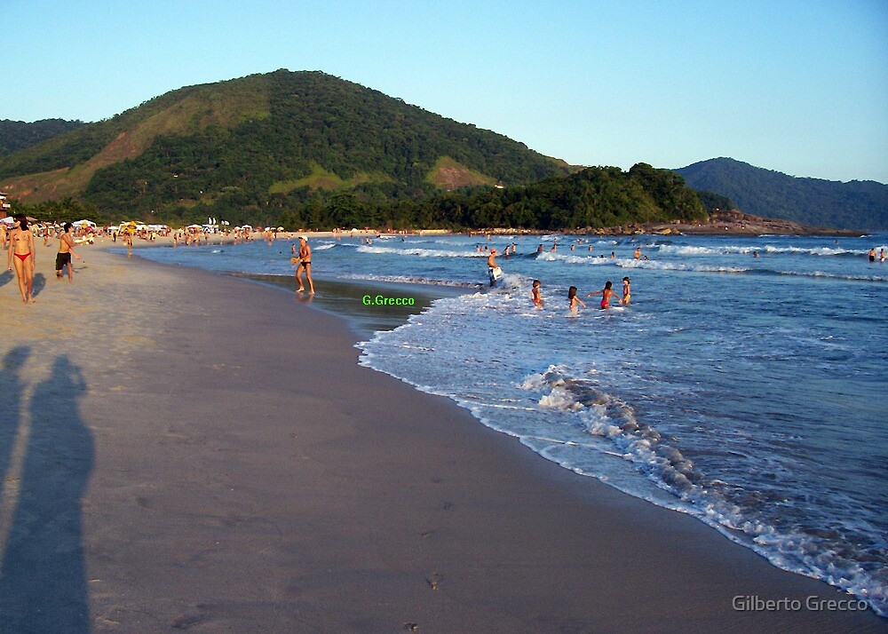 Litoral Norte-Cambury-SP-Brasil-North Coast-Cambury-SP-Brazil by Gilberto Grecco