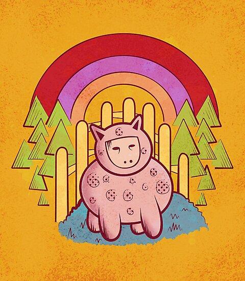 Pigsuit by fixtape