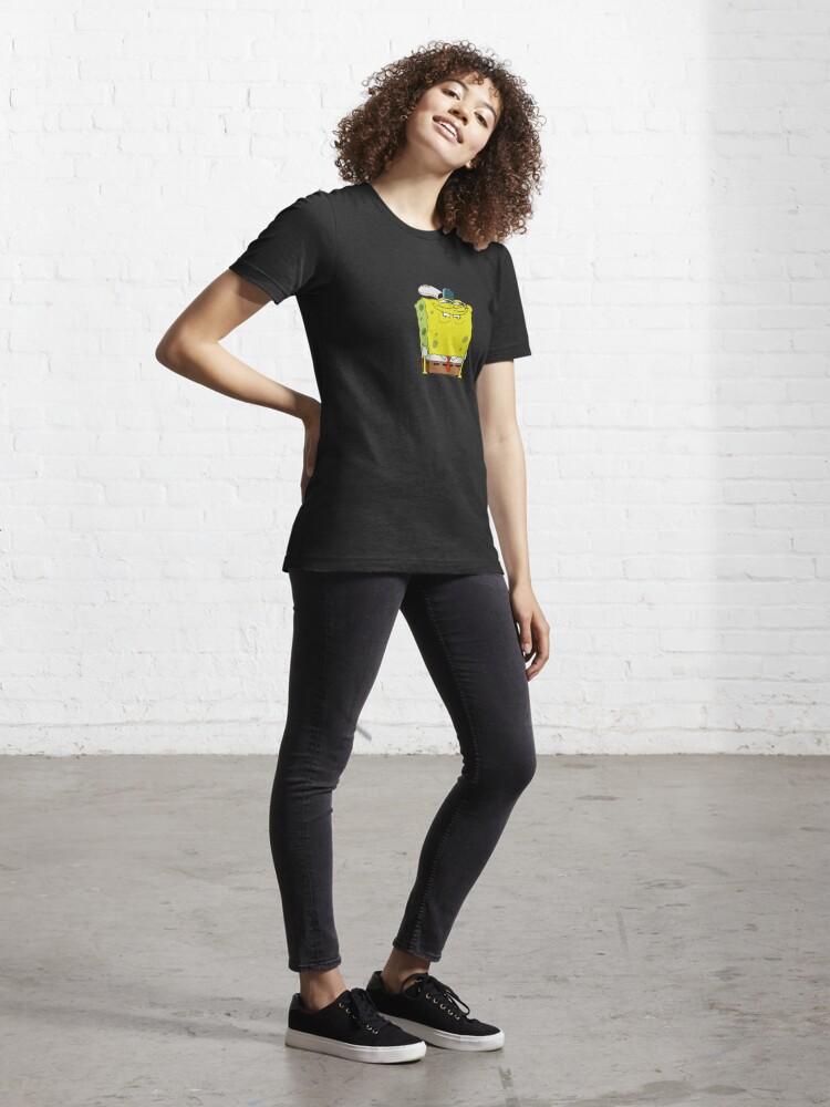 """Spongebob funny meme"" T-shirt by thekaylalove | Redbubble"