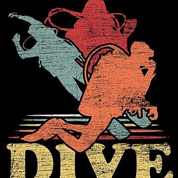 diving by GeschenkIdee