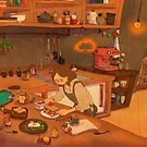 cooking by puuung1