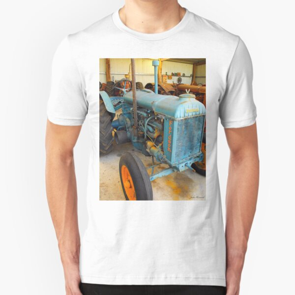 Fordson tractor Slim Fit T-Shirt