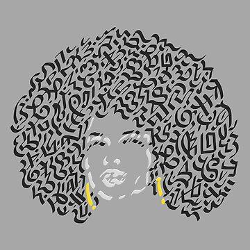 Afro Hair by Karotene