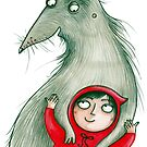 Rotkäppchen & der Wolf von JunieMond