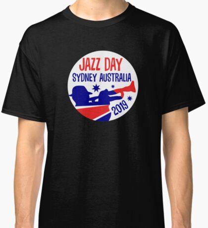 International Jazz Day Sydney Australia 2019  Classic T-Shirt