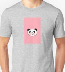 Panda Pinky Unisex T-Shirt