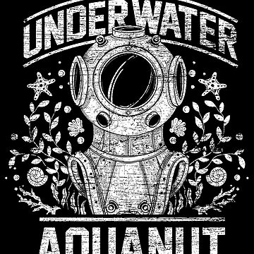 Diving Diving Suit by GeschenkIdee