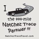 I drove the Natchez Trace Parkway. by natcheztrace