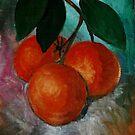 Oranges by Kostas Koutsoukanidis