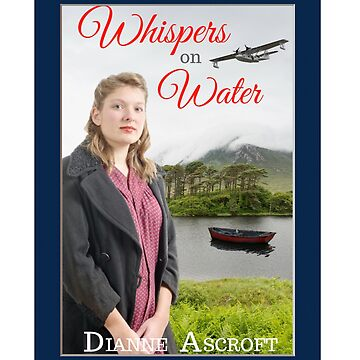 Whispers On Water novella cover by DAscroft