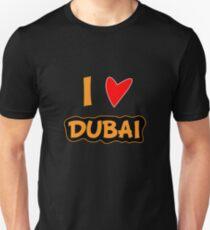 9bbab488 I Love Dubai Design & Illustration T-Shirts | Redbubble