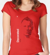 Ryan Giggs - Decorated Women's Fitted Scoop T-Shirt