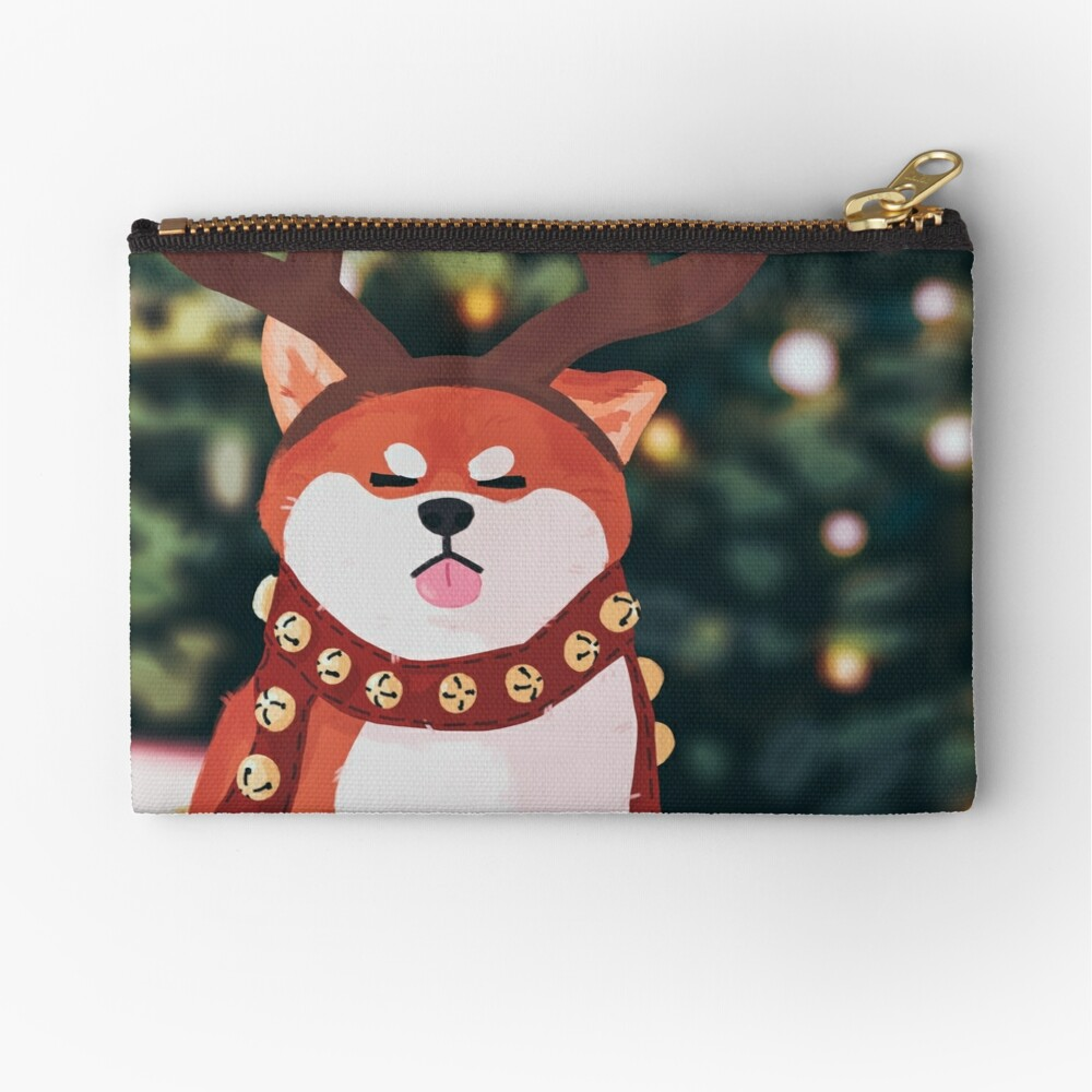 It's The Most Wonderful Time Of The Year Zipper Pouch