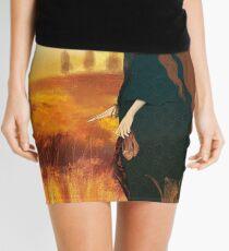Puesta de sol Minifalda